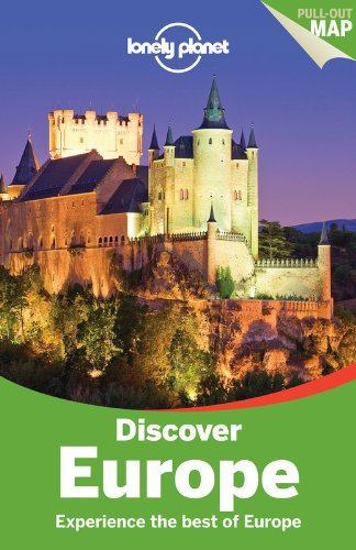 Lonely Planet Discover Europe (Discover Mult-Country)