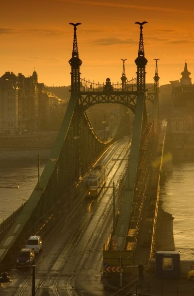 Liberty Bridge, Buda