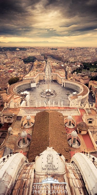 St Peter's Square, R